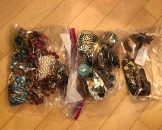 Lots of Custom Jewelry