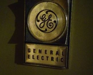GE Label Marker...