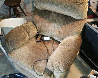 Electronic Recliner