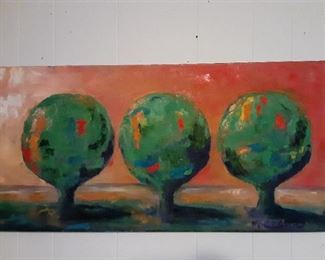 Oil Painting