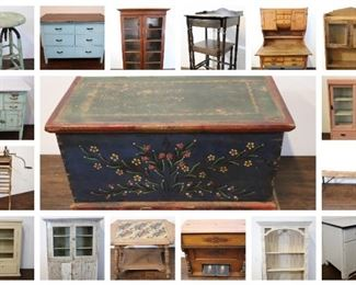 Burlington Farmhouse Furniturecollage