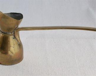 $20 - Turkish coffee ladle.  [Bin 8B]