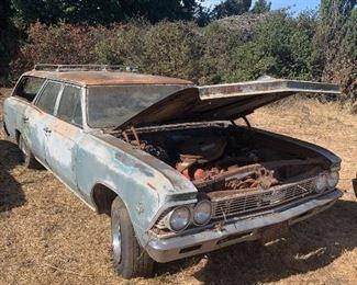 Chevy Malibu 1966