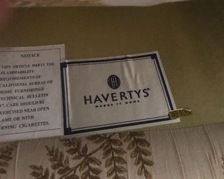 Havertys again