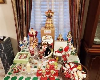 MORE CHRISTMAS ORNAMENTS