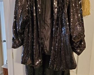 SEQUIN 2 PIECE OUTFIT