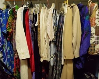 PARTY CLOTHES & JACKETS
