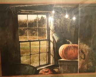 Watercolor by Emmett Thames