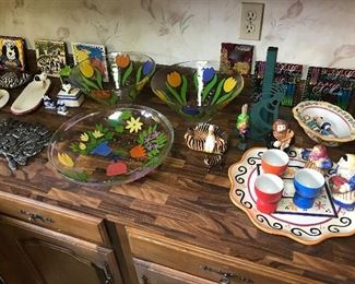 Great kitchen items and party ware