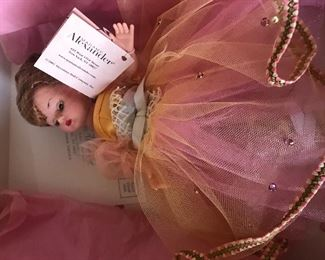 1950s Madame Alexander dolls