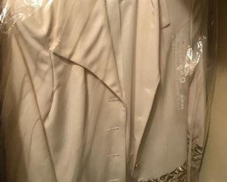 Custom made ladies evening suits