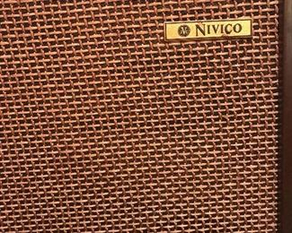 NIVICO radio-record player  works great!!!