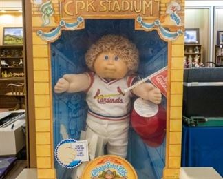 Cabbage Patch Cardinal Collectible Doll