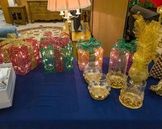 Lighted Christmas Presents!