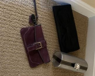 Coach wristlet and various bags