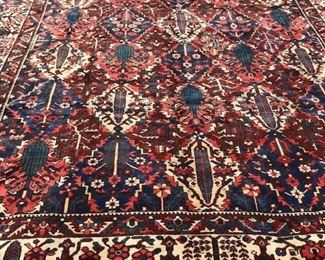 1R 105x138 Antique Persian Baktiary