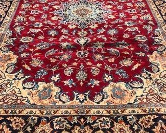 4R 910x124 Antique Persian Isfahan