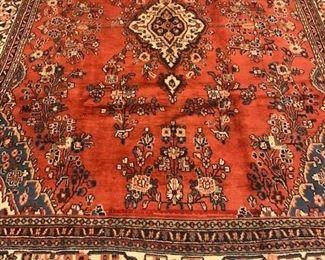 10R 86x115 Antique Persian Lilihan