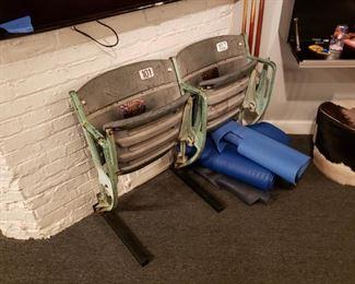 Wrigley Field seats