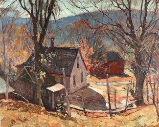 Lot 4 | WILLIAM LESTER STEVENS (American, 1888-1969)