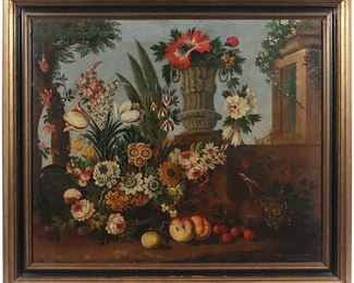 Lot 10 | OLD MASTER BOTANICAL STILL LIFE