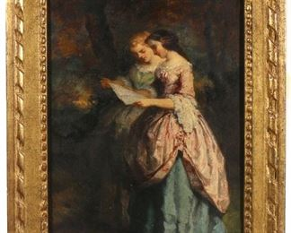 Lot 15 | ALEXANDRE MARIE LONGUET (French, 1805-1851)