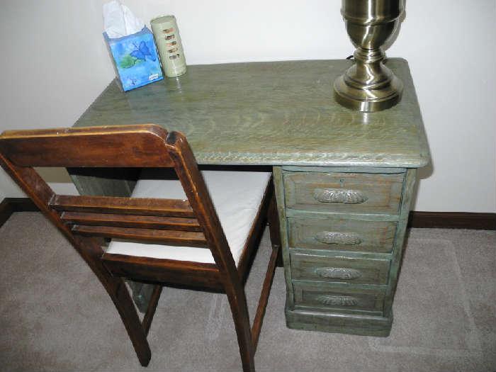 Cute painted desk
