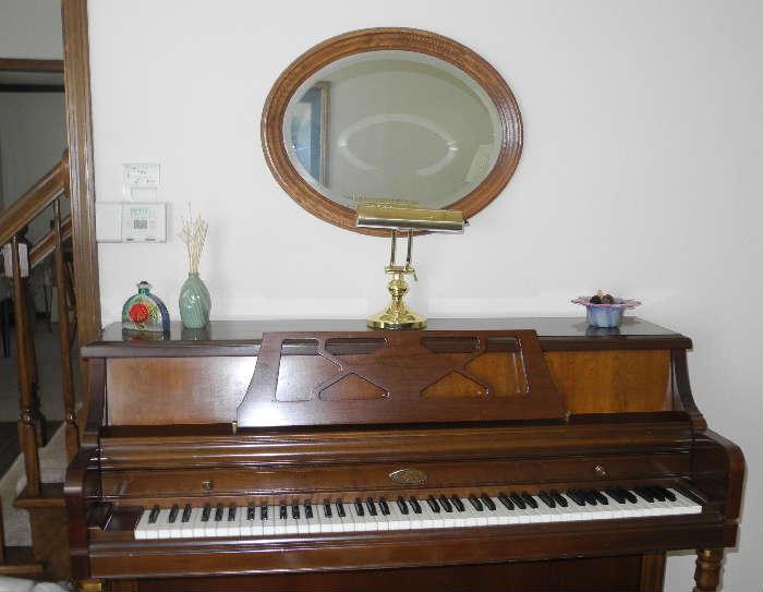 Wurlitzer piano!