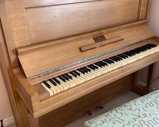 Steinway & Sons Verdigrand Upright Piano dated 1913.  $800  Call or Text for Updated Discount Price