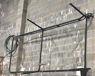 50.00 Truck ladder holder