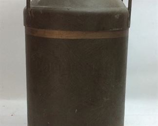 VINTAGE COBLE DAIRY MILK CAN