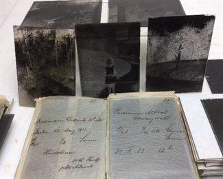 50+ ANTIQUE PHOTOGRAPHY GLASS NEGATIVES