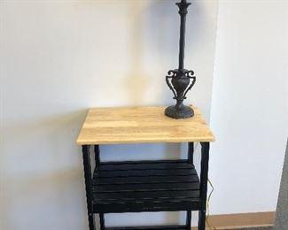 Shelf/storage - lamp