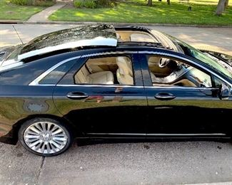 2013 Lincoln MKZ Panoramic Roof LOADED Technology Package 95,280K miles $10,300