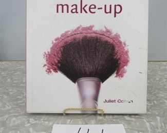 Vogue make up manual. There's lots of great tutorials in this book if you like to wear makeup