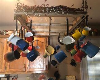 Enamel ware Collection