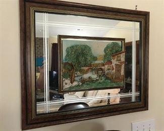 Mirror / Farm Scene $ 38.00