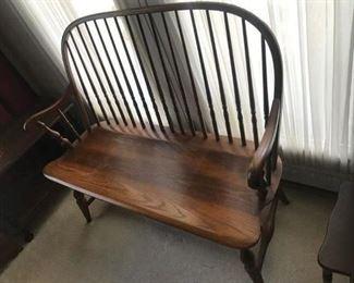 Vintage Wood Bench $ 94.00