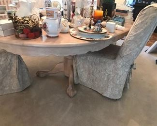Dining Table / 4 Chairs $ 298.00