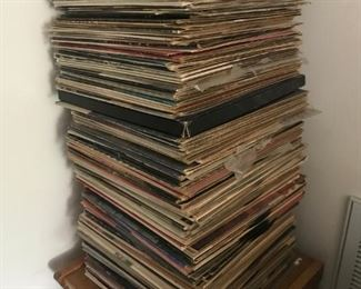 Lots of Vinyl Albums