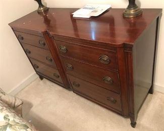 Antique Double Dresser $ 228.00