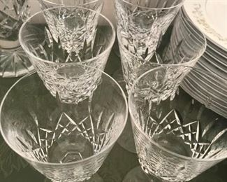 (6) Waterford Sherry glasses $46.00