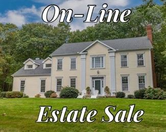 This gracious colonial in Madison is offering all contents of their home for sale.