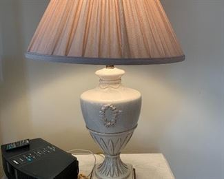 Bedside Table Lamp $50