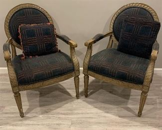 Two Side Accent Chairs $80/each