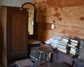 Antique Chifforobe and More!
