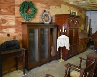 Antique Furniture and Collectibles!