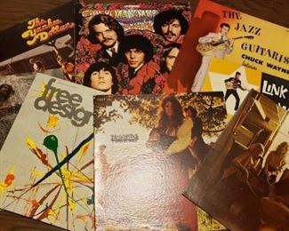 Over 150 rock albums