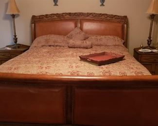 California king bed, will pre sell.