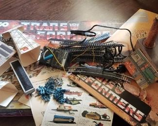 Transformer train set